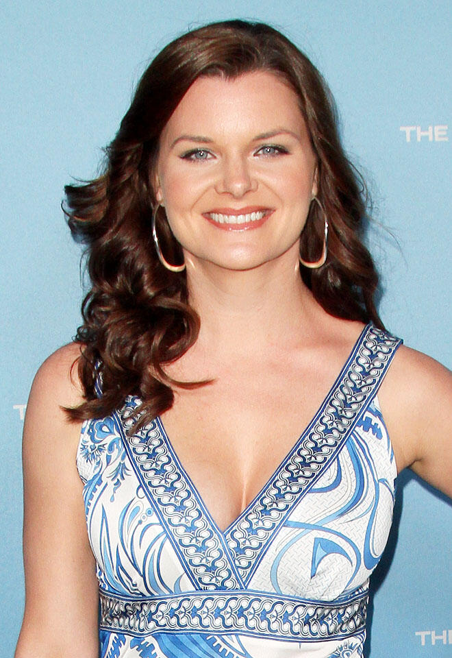 Heather Tom American Actress
