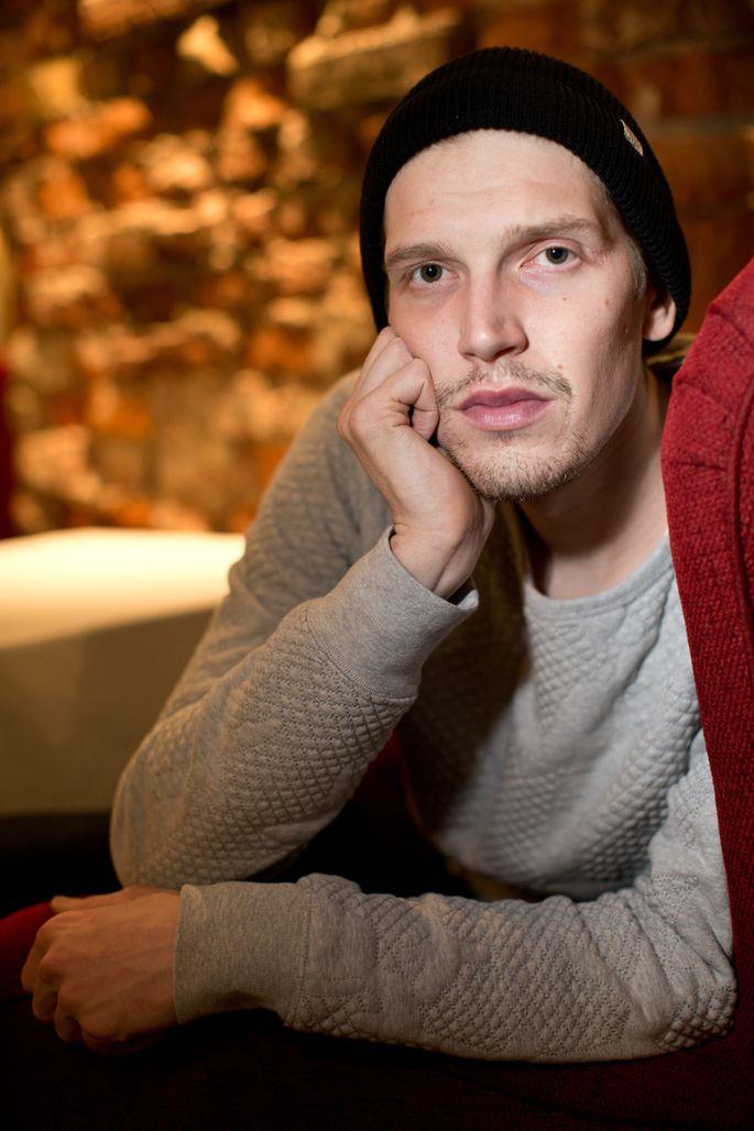Henrik Kalmet Estonian Actor