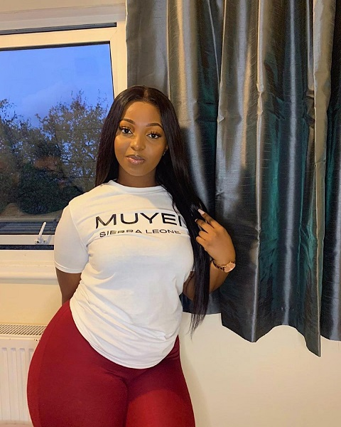 Who Is Jo Pearl? Instagram, Age, And Bio: Is Burna Boy Dating Her?