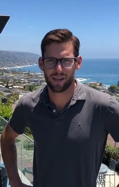 Is Josh Bourelle, Tayshia Adams' Ex Husband Active On Tik Tok?