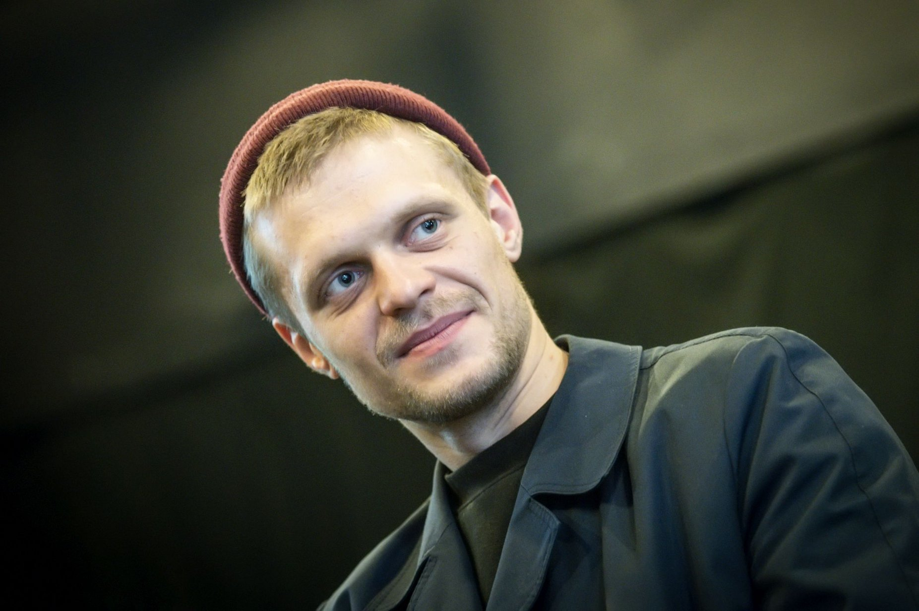 Paulius Markevicius Lithuanian Actor