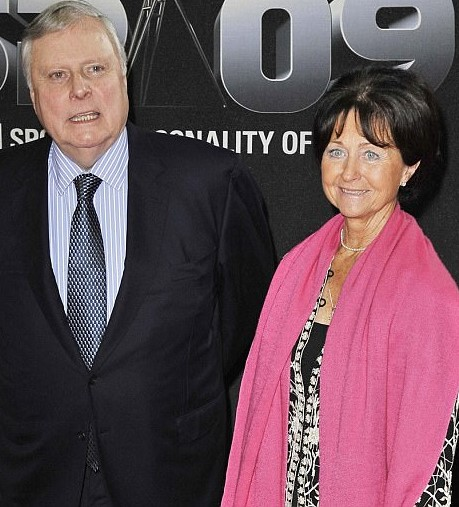 Jackie Alliss: 10 Facts On Peter Alliss Wife And Family
