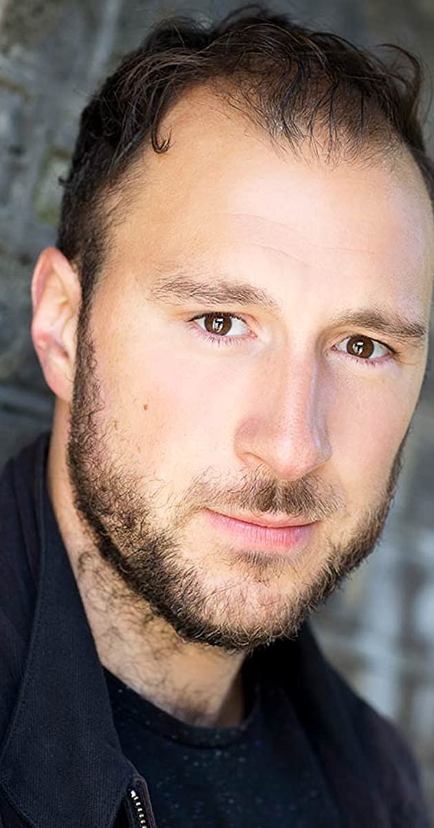 Ross Armstrong British Actor