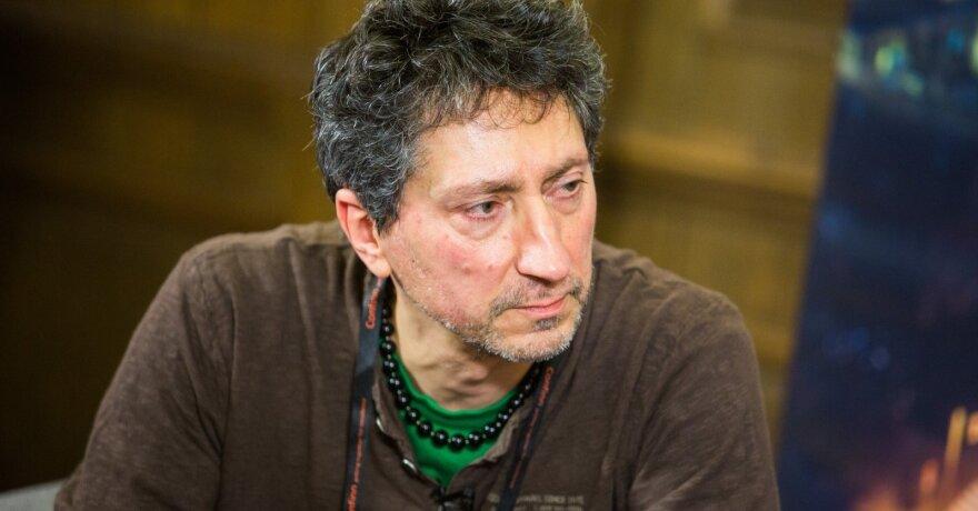 Sakalas Uzdavinys Lithuanian Actor
