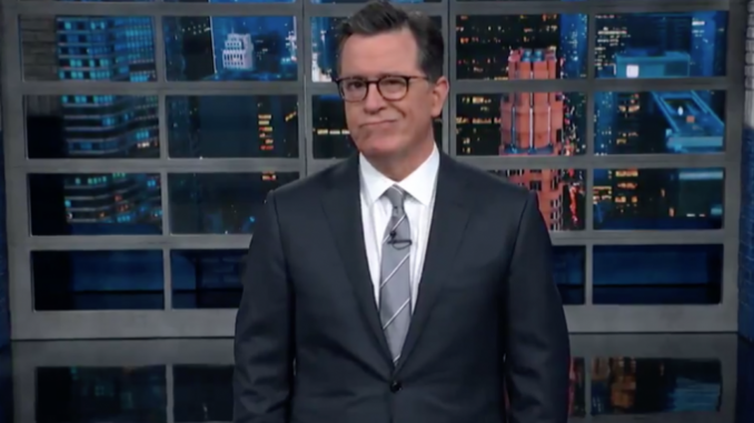 Stephen Colbert American Actor