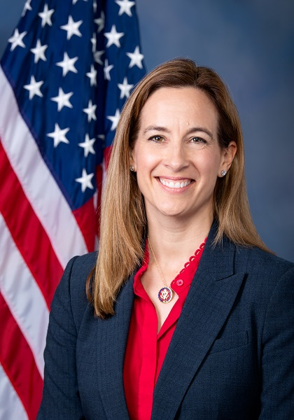 New Jersey Congresswoman Mikie Sherrill Was In The U.S. Navy
