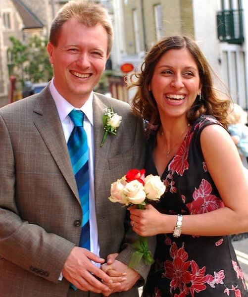Richard Ratcliffe Occupation: Nazanin Zaghari-Ratcliffe Husband And Daughter