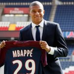 Mbappe French Football Player