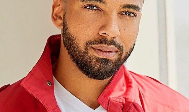 Christian Keyes American Actor