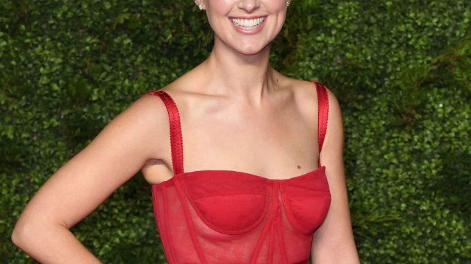 Erin Doherty British Actress