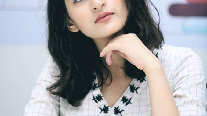 Shivani Raghuvanshi Indian Actress