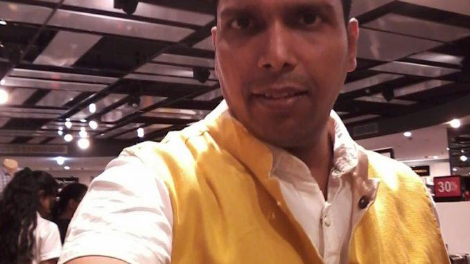 Sunil Soni Indian Actor