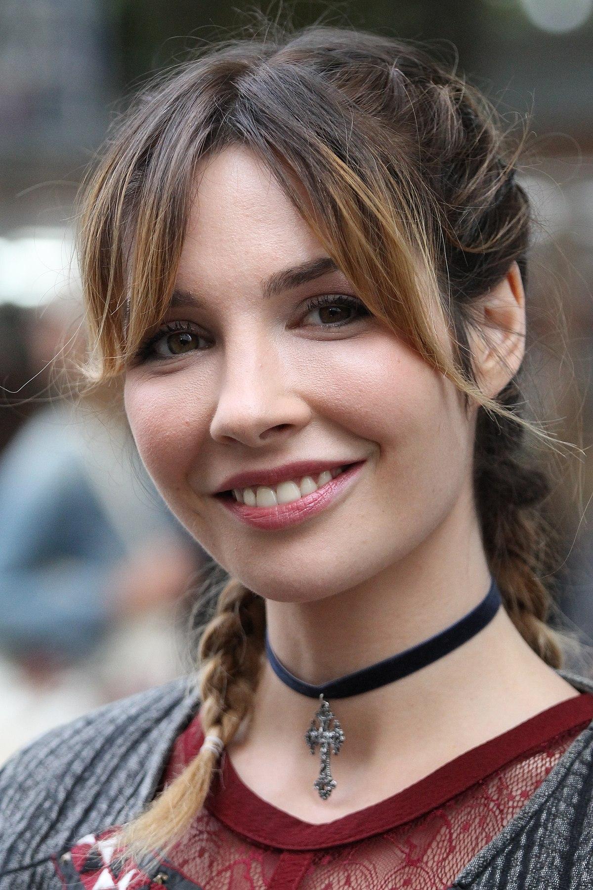 Alix Bénézech French Actress