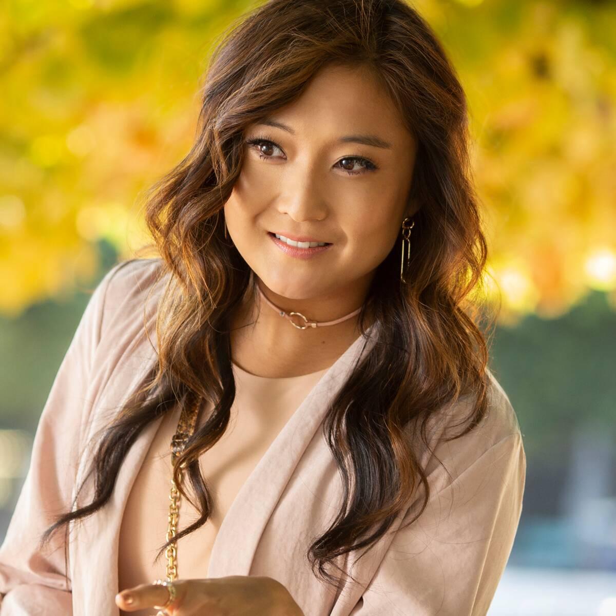 Ashley Park American Actress