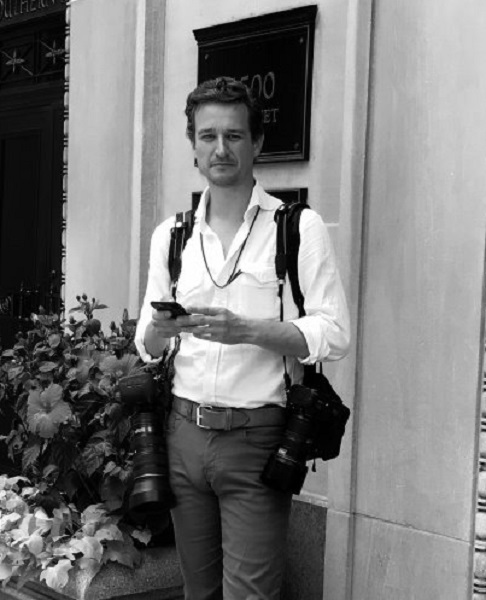 Who Is Brendan Smialowski? Meet The Photographer Behind Bernie Sanders Mittens Meme
