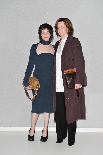 Charlotte Simpson: Meet Sigourney Weaver Daughter On Instagram