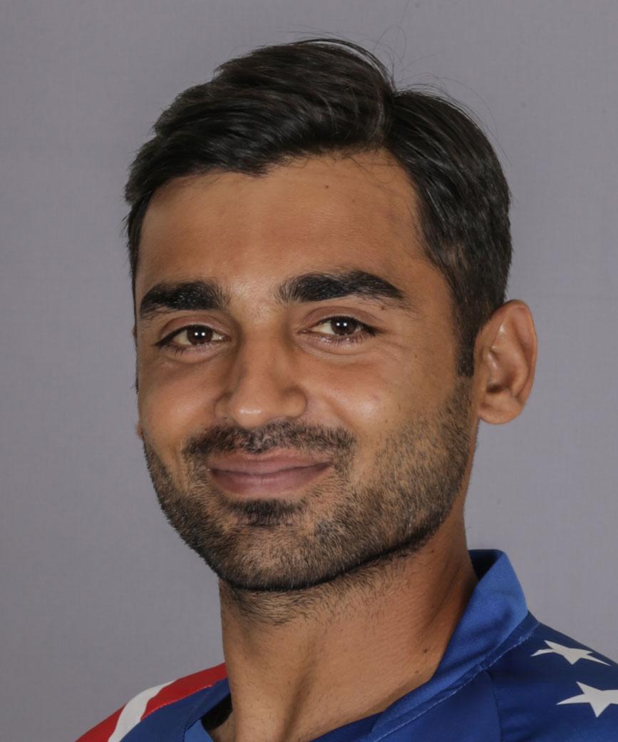 Danial Ahmed Pakistani Cricketer