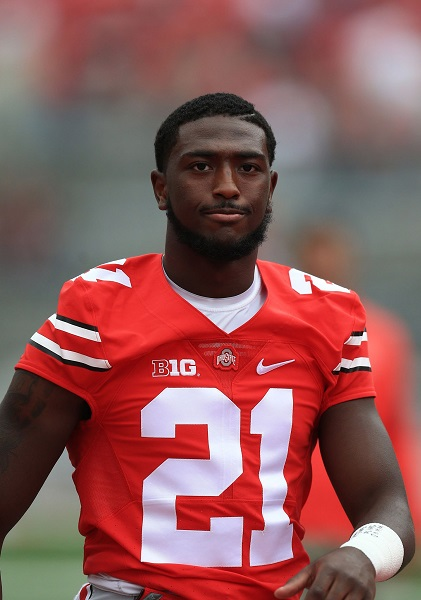 Parris Campbell: Everything On The Football Wide Receiver
