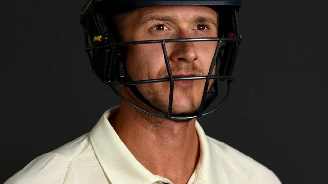 Joe Denly British Cricketer