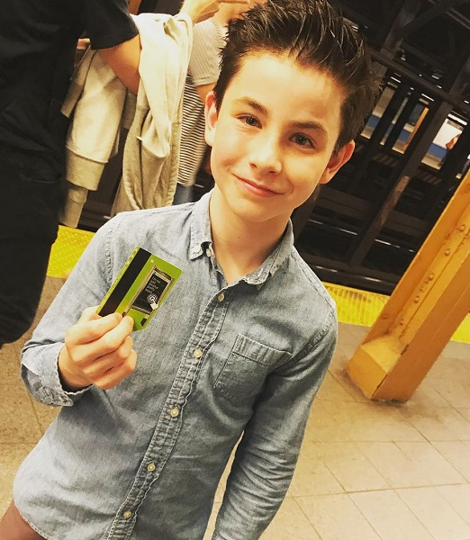 Owen Vaccaro Age: How Old Is Finding 'Ohana Actor?