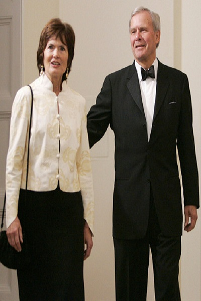 Meredith Lynn Auld: Tom Brokaw Wife Age, Wikipedia And Children