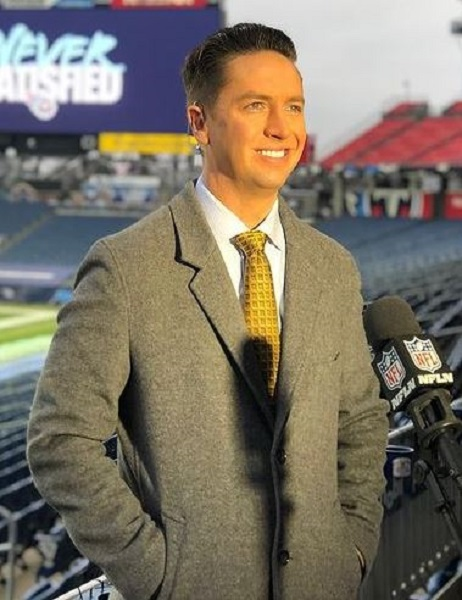 Tom Pelissero Age And Facts To Know About NFL Network Analyst
