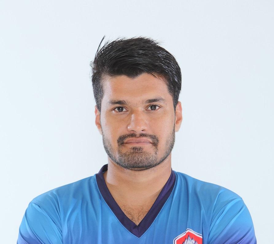 Zeeshan Malik Pakistani Cricketer