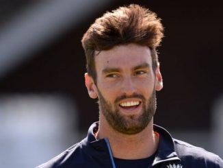 Reece Topley British Cricketer