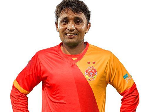 Waqas Maqsood Pakistani Cricketer