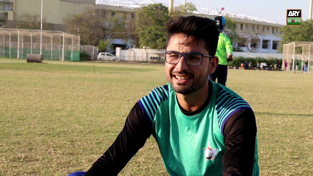 Abrar Ahmed Pakistani Cricketer