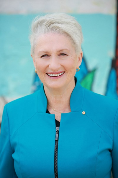 Kerryn Phelps Partner Jackie Stricker-Phelps: Do They Have Any Children?