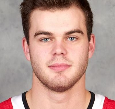 Alex DeBrincat Salary Revealed: How Much Does he Earn?