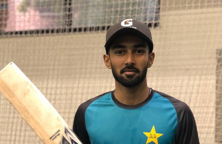 Arish Ali Khan Pakistani Cricketer