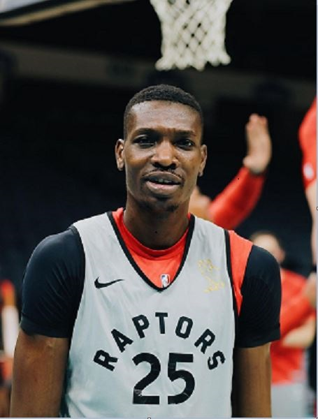 Chris Boucher Wife And Family: Everything You Need To Know