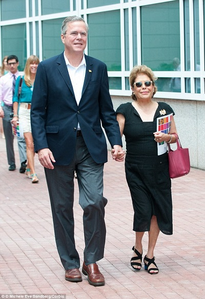 Columba Bush: Everything To Know About Jeb Bush Wife And Family