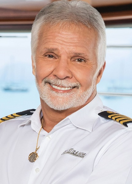 Captain Lee Wife Mary Anne And Family: Do They Have Any Children?