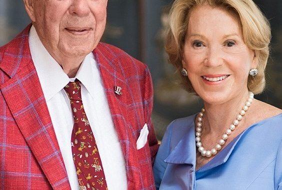 Charlotte Mailliard Shultz: George Shultz Wife Age, Wikipedia And Children
