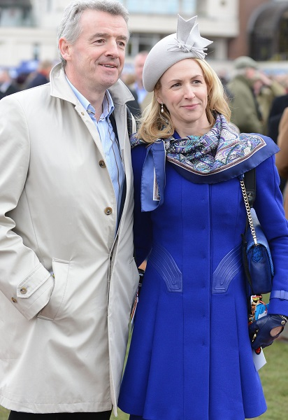 Anita Farrell: Michael O'Leary Wife Net Worth And Family Facts To Know