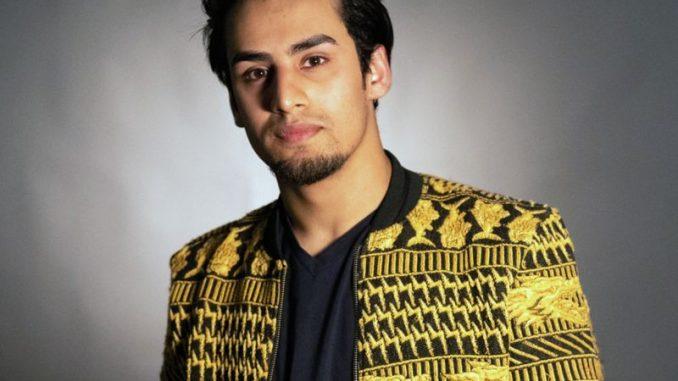 Momin Saqib Pakistani Actor