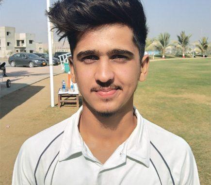 Saim Ayub Pakistani Cricketer