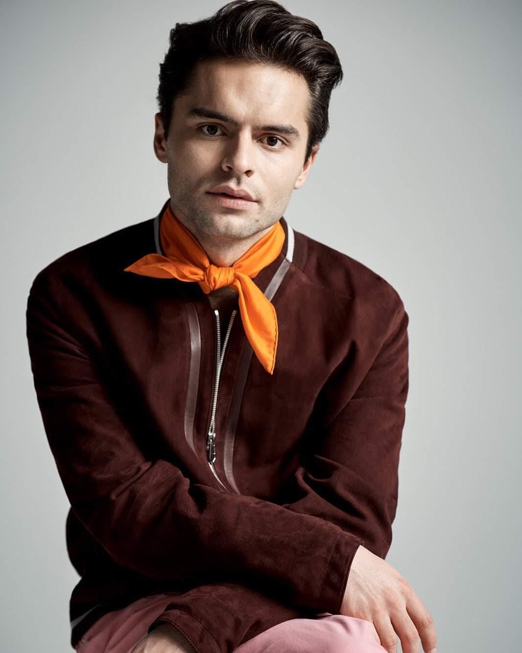Sebastian De Souza British Actor