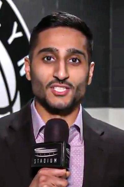Shams Charania Wife Age, Wikipedia and Net Worth: Indian Origin NBA Reporter