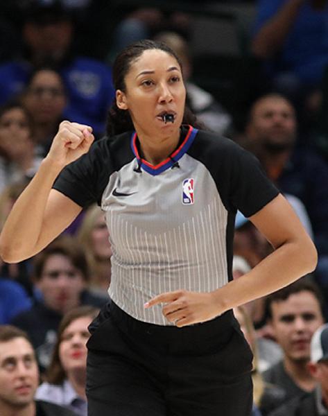 Simone Jelks NBA Referee Age: Is She Married?