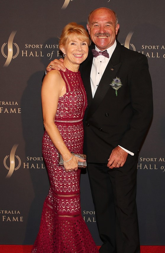 Wally Lewis And Wife Jacqueline Lewis Split: Meet His Family And Children
