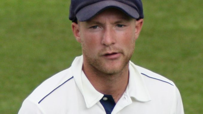 Adam Lyth British Cricketer