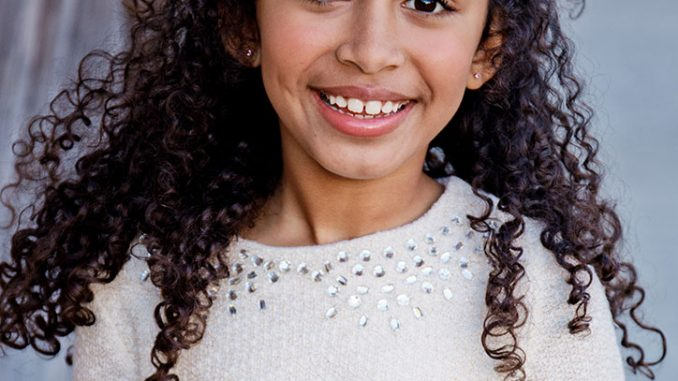 Jordyn Curet American Actress