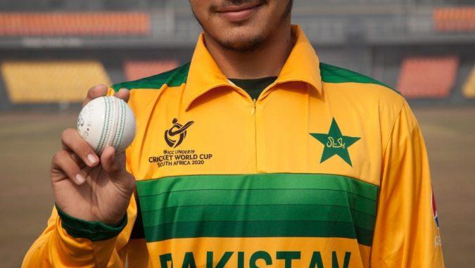 Mohammad Amir Khan Pakistani Cricketer
