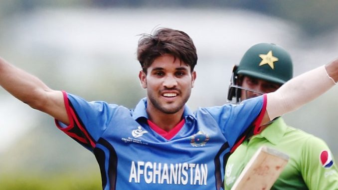 Qais Ahmad Afghani Cricketer