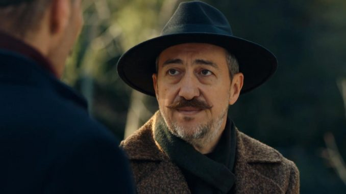 Sehsuvar Aktas Turkish Actor