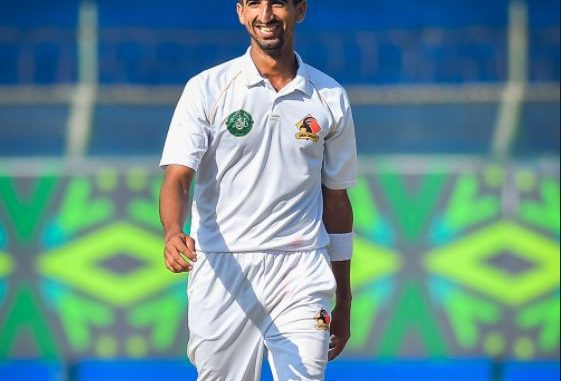 Shahnawaz Dhani Pakistani Cricketer